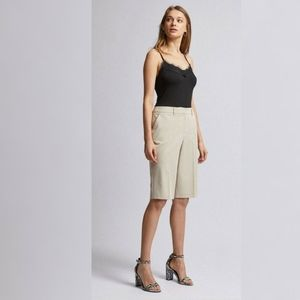 French Toast Khaki Young Womans Chino Shorts NWT